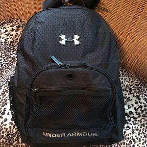 Under Armour Black Extra Large Backpack